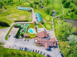 Golf Resort near Buffalo NY - Byrncliff Club House