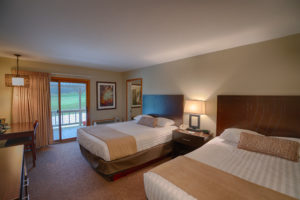 Hotel Rooms Deluxe at Byrncliff Golf Resort & Banquets