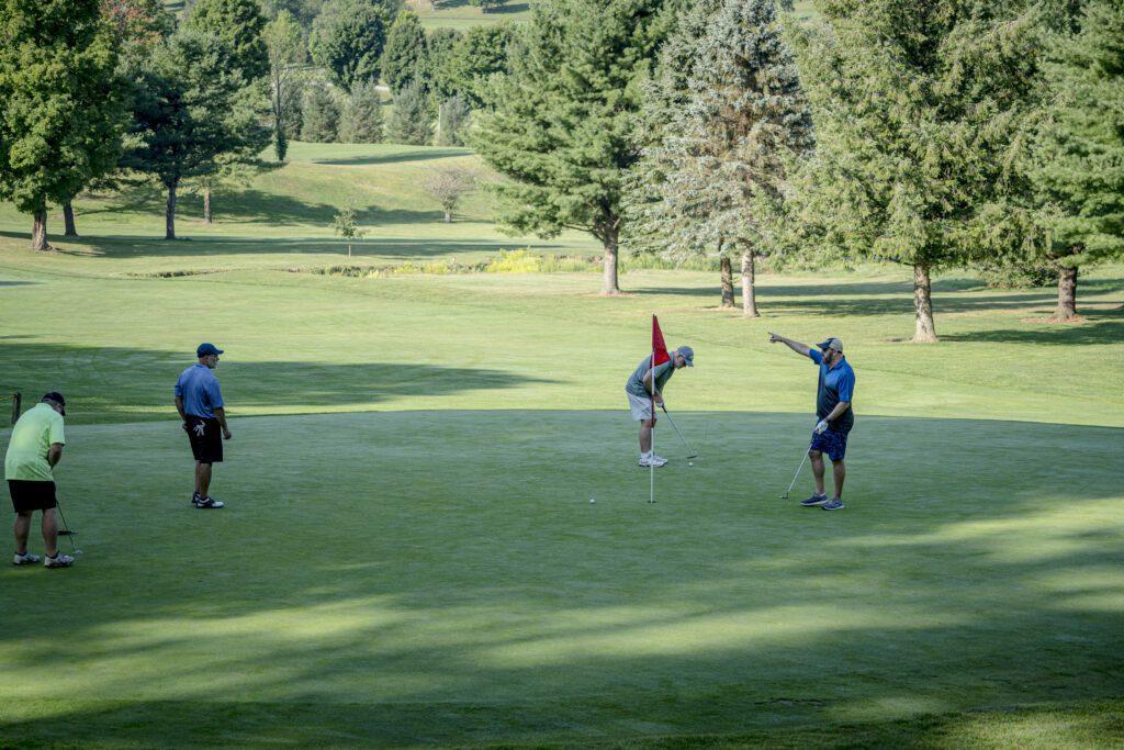 byrncliff Golf
