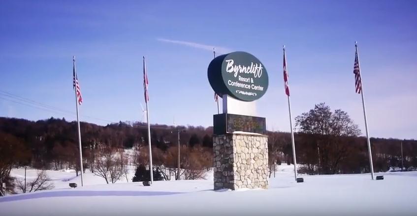 byrncliff cross country ski center near Buffalo NY
