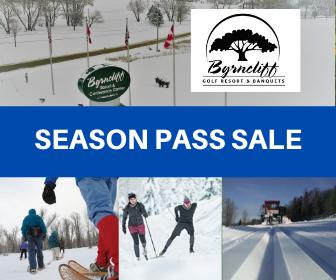 Ski Season Pass Sale Byrncliff